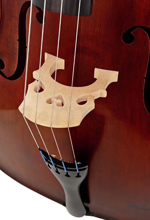3/4深色低音提琴