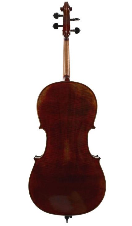 深色仿古红大提琴