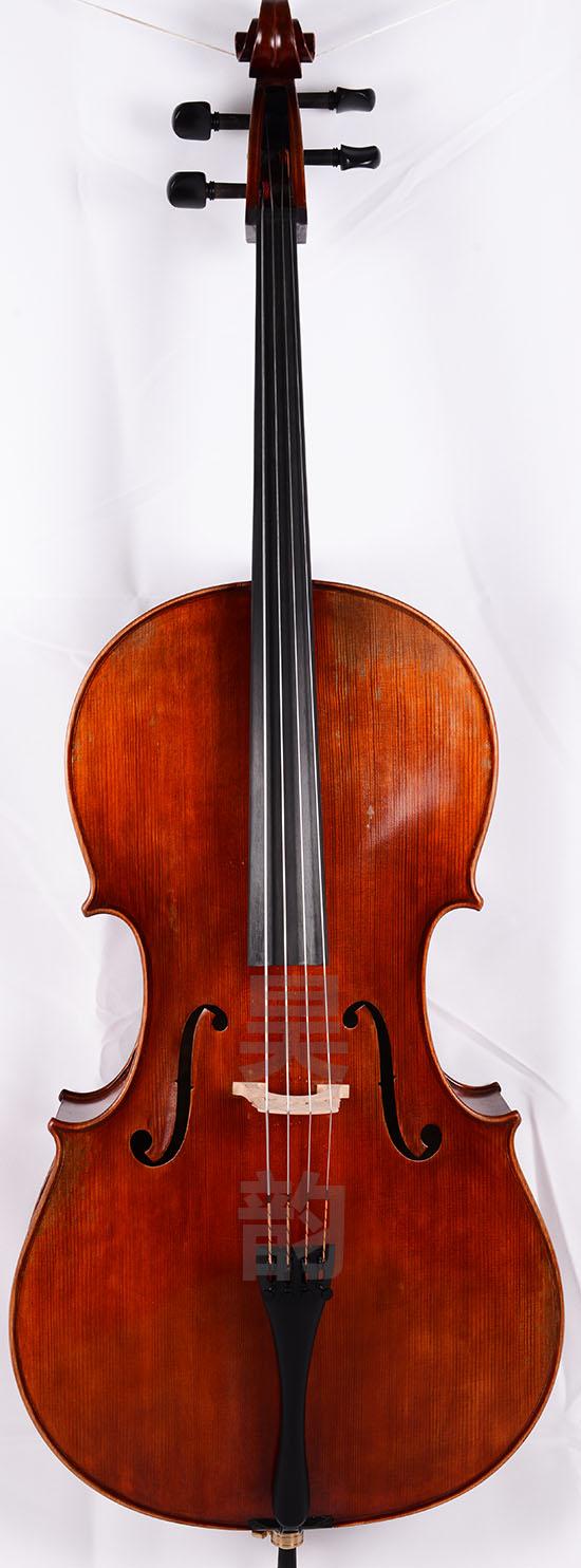 仿古大提琴面板